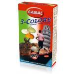 Sanal 3 smaken druppels voor knaagdieren