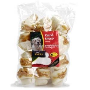 DeliSnacks kauwknoop kip hondensnack