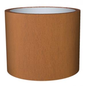 Cortenstaal plantenbak Basic cylinder 65x80cm