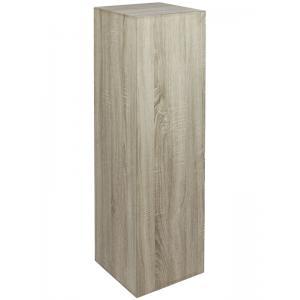Plantenzuil Oah hout vierkant 35x35x110 cm