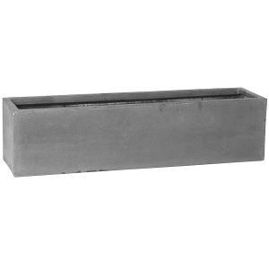 Pottery Pots balkonbak grijs 80x20x20 cm
