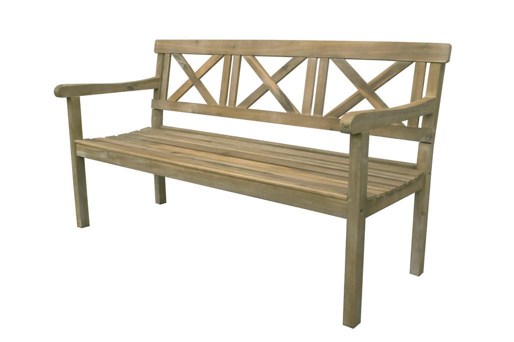 Sunset lounge bench 66x155x86 cm