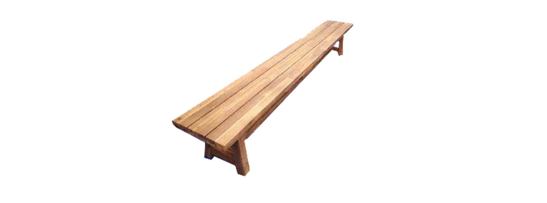 Antigua bench 300x40x45 cm