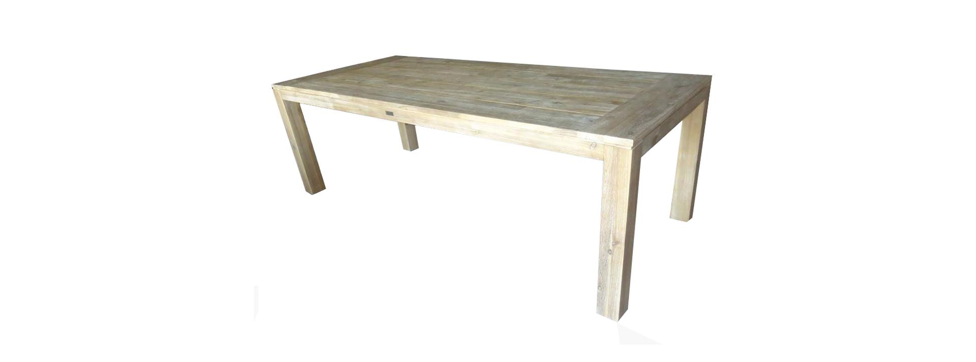 Korting Cancun table 240x100x78cm