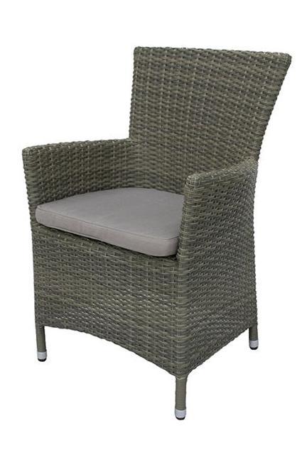 Capri armchair highback
