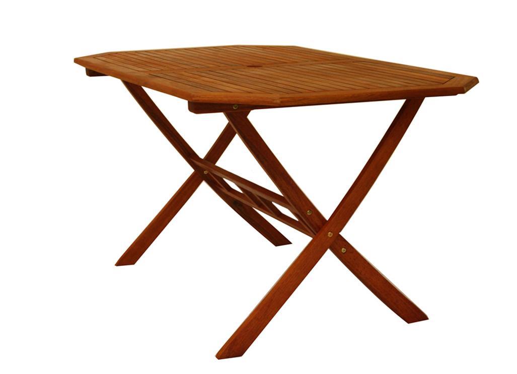Korting Watford octagonal table 150x85x74 cm