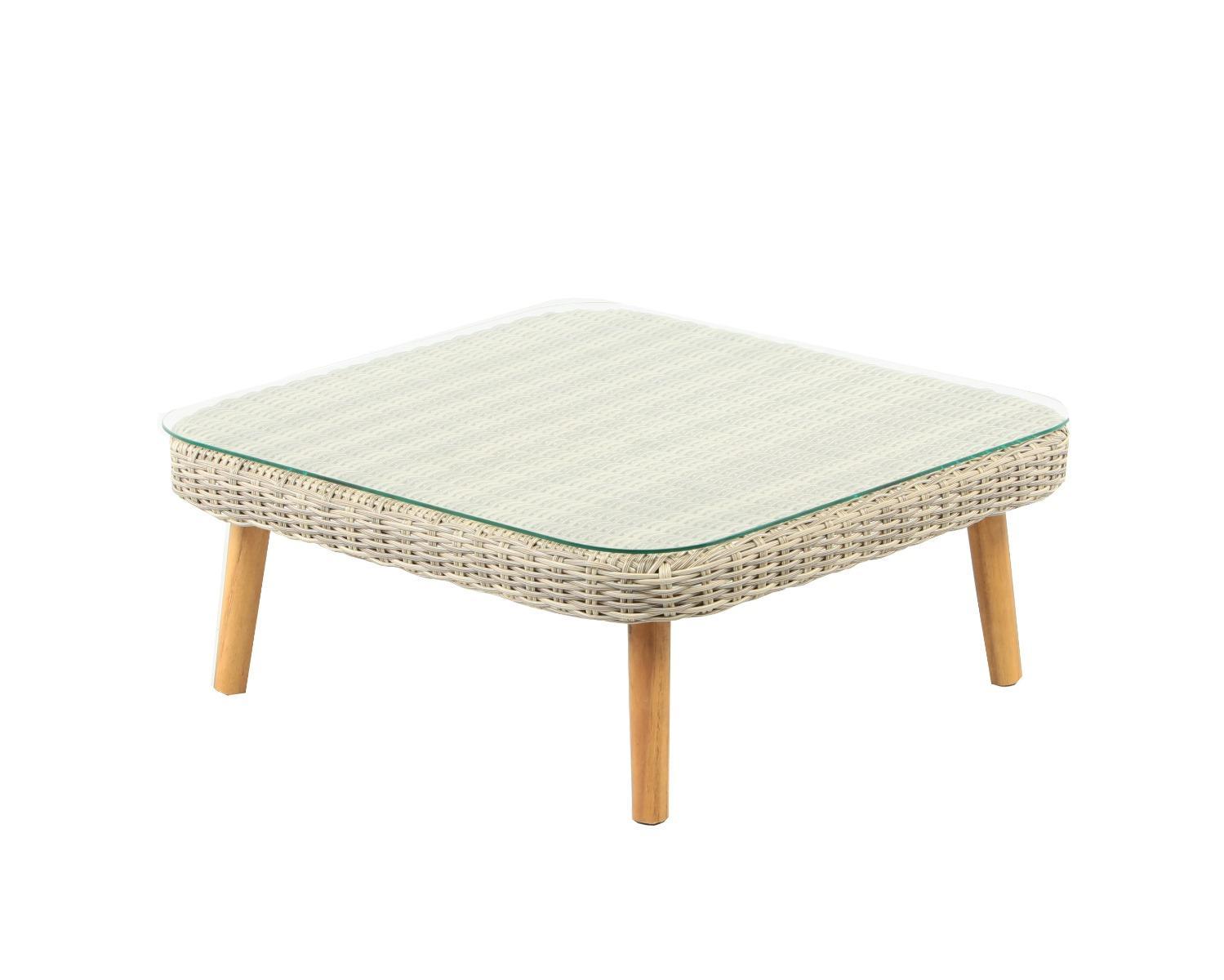 Mira lounge corner table 80x80x40cm