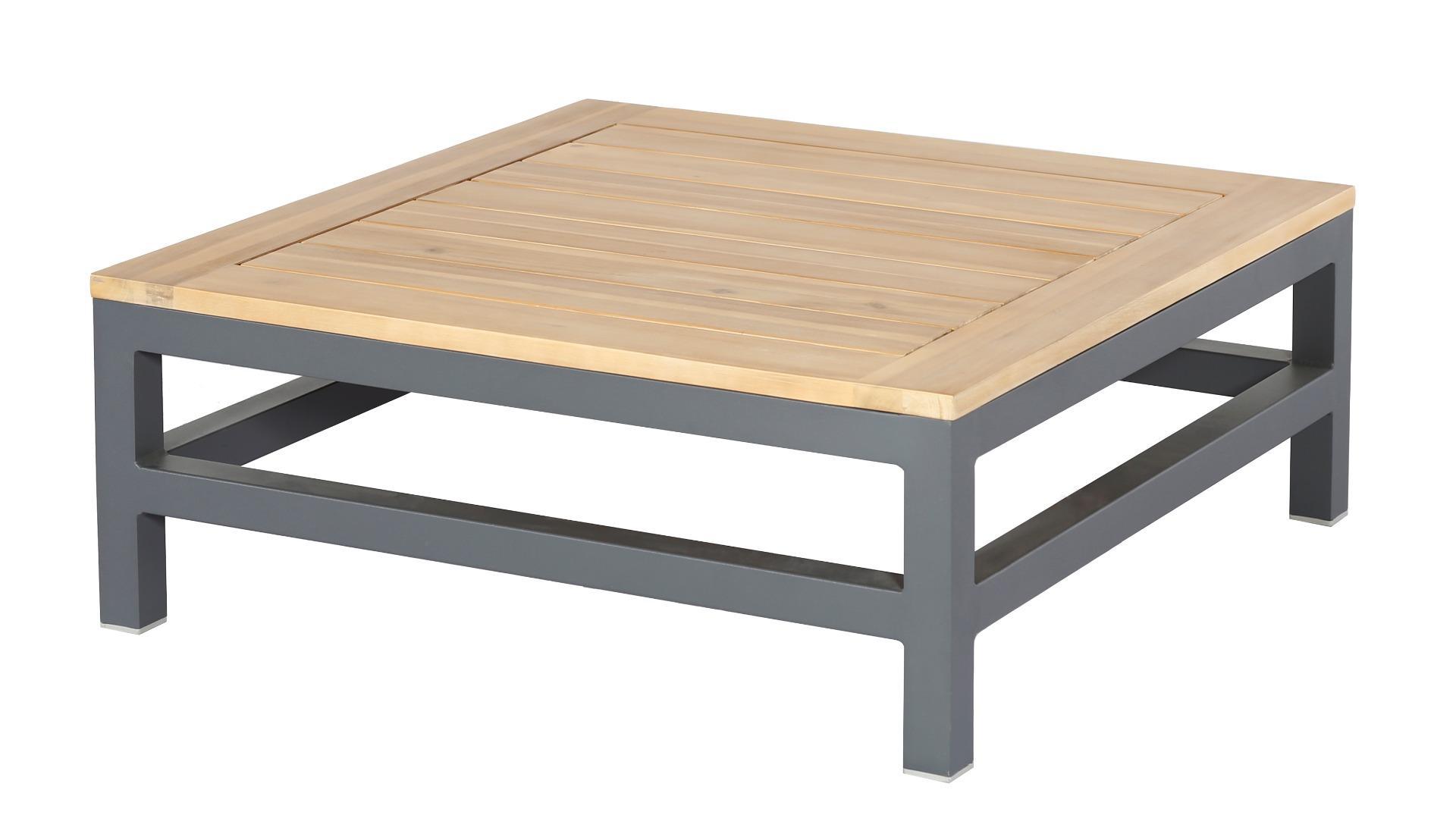 Betis lounge corner table 80x80x31cm