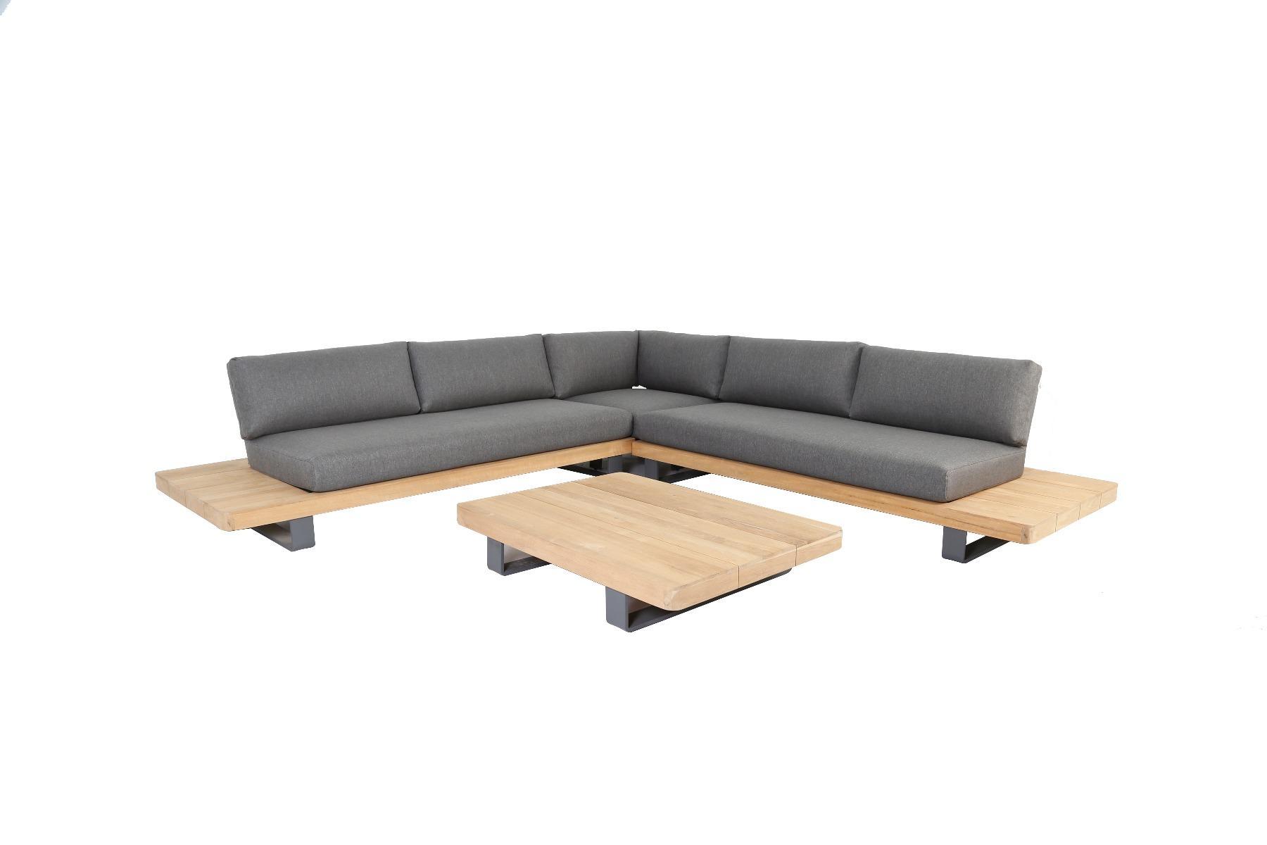 Korting New york lounge corner set