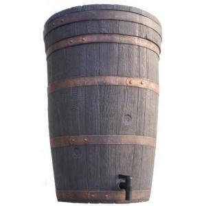 Roto regenton 120 liter eikenhout