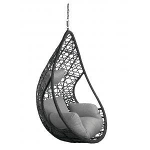 SenS line hangstoel Mona relax zwart zonder frame