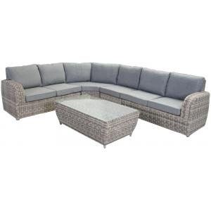 SenS line wicker loungeset Caron