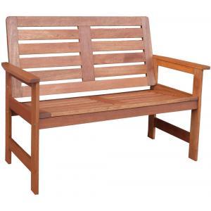 Dagaanbieding - Vera 2-persoons houten tuinbank dagelijkse aanbiedingen