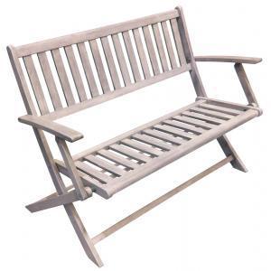 Dagaanbieding - Wales 2-persoons houten tuinbank dagelijkse koopjes
