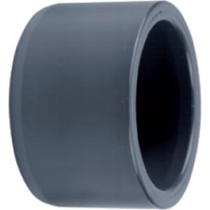 PVC verloopring - 40 x 32 mm - 16 ato