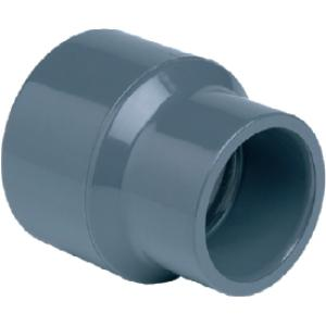 PVC verloopsok - 75/90 x 50 mm