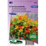 Lage enkele Oost-Indische kers bloemzaden – Oost-Indische kers Nova Zembla Mix