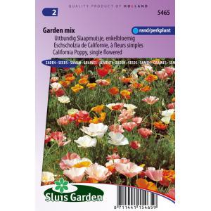 Korting Uitbundig Slaapmutsje enkelbloemig bloemzaden garden Mix