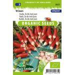 Radijs (langwerpige) biologische zaden - 18 Jours