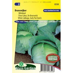 Wittekool zaden - Brunswijker