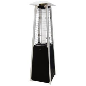 Korting Mini Table Gas Heater zwart