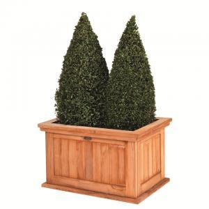 Dagaanbieding - Flores teaken plantenbak 82x58x47 cm dagelijkse aanbiedingen