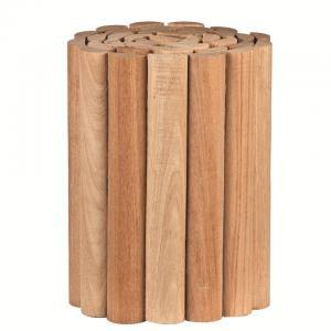 Rolborder hardhout 30 x 180 cm