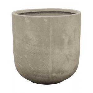 Ter Steege Static bloempot Couple 50x51 cm grijs