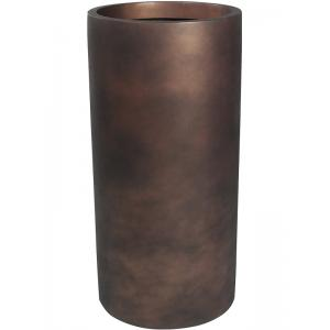 Ter Steege Charm bloempot Cylinder 33 x 68 cm brons