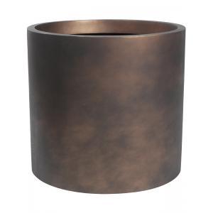 Ter Steege Charm bloempot Cylinder 43 x 40 cm brons