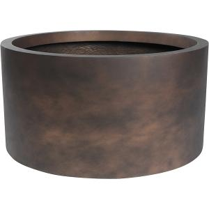 Ter Steege Charm bloempot Cylinder 70 x 36 cm brons