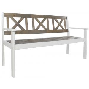 Outdoor Living Bank Tapa grenen
