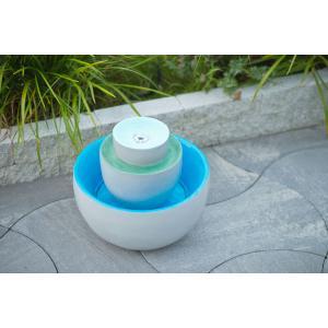 Torretta polyresin waterornament