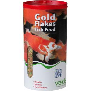 Gold Flakes visvoer