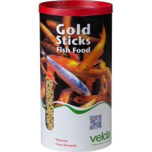 Gold Sticks visvoer